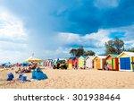 melbourne  australia   february ... | Shutterstock . vector #301938464