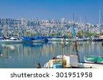 haifa  israel   july 31  2015 ... | Shutterstock . vector #301951958