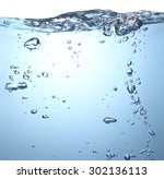 water | Shutterstock . vector #302136113