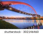 The Famous Rainbow Bridge...