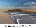 tablemountain cape town | Shutterstock . vector #30216109