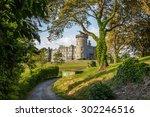 Beautiful Scenic Ancient Castle ...