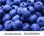 background full of fresh ripe...   Shutterstock . vector #302390900