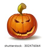cartoon vector illustration of... | Shutterstock .eps vector #302476064