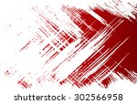 grunge texture   abstract... | Shutterstock .eps vector #302566958