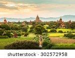 Ancient Temples In Bagan ...