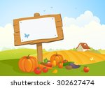 vector illustration of a... | Shutterstock .eps vector #302627474