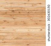 new teak wooden wall texture... | Shutterstock . vector #302630150