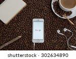 chiangmai  thailand  august 3 ... | Shutterstock . vector #302634890