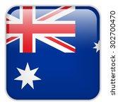 vector   australia flag... | Shutterstock .eps vector #302700470