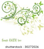 abstract background with... | Shutterstock .eps vector #30272026