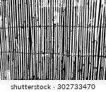 vector wooden planks texture .... | Shutterstock .eps vector #302733470