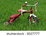 Child's Retro Tricycle