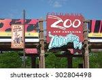 columbus  oh   august 1 ... | Shutterstock . vector #302804498