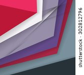 modern material design abstract ...