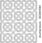 celctic knot illustration   Shutterstock .eps vector #30284584