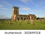 Small photo of St.Aidans Church, Bamburgh, Northumberland, England, United Kingdom, Europe