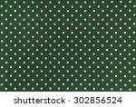 seamless polka dot background   Shutterstock . vector #302856524