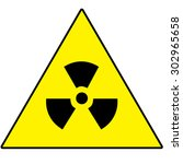 radiation sign