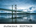 View Of Tacoma Narrow Bridge O...