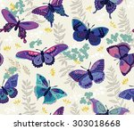 abstract butterfly wallpaper...