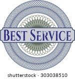 best service rosette | Shutterstock .eps vector #303038510