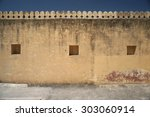 old wall construction | Shutterstock . vector #303060914