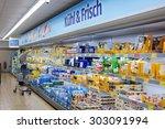 monschau  germany   july 25 ...   Shutterstock . vector #303091994