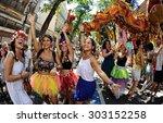 rio de janeiro  brazil  ... | Shutterstock . vector #303152258
