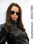 young beautiful woman | Shutterstock . vector #30317083