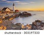 The Portland Head Lighthouse I...
