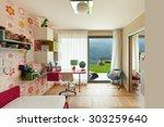 Interior Of Apartment  Childre...