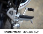 color image of the gear shifter ... | Shutterstock . vector #303301469