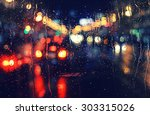 Night City Life Through...