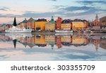 Stockholm Old Town  Sweiden