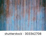 Real Wood Background And...