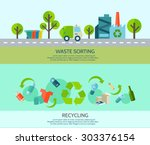 Waste Sorting And Recycling...