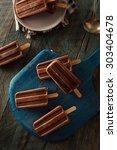 Homemade Cold Chocolate Fudge...