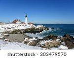 Portland Head Lighthouse And...