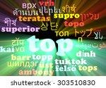 background concept wordcloud... | Shutterstock . vector #303510830