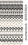Seamless Ethnic / Tribal Pattern in vector | Shutterstock vector #303525824