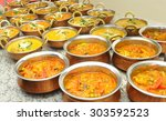 indian food | Shutterstock . vector #303592523