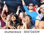 cluj napoca  romania  july 30 ... | Shutterstock . vector #303726539