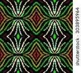 dark blots spots grainy texture ... | Shutterstock . vector #303895964