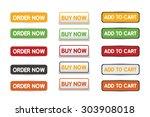 buy now modern fresh full... | Shutterstock .eps vector #303908018