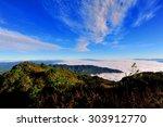 Morning Mist On Doi Luang...