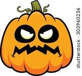 cartoon illustration of a... | Shutterstock .eps vector #303960236