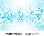 vector illustration of organic... | Shutterstock .eps vector #30398974