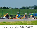 bucharest  romania   may 17 ... | Shutterstock . vector #304156496