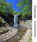 minnehaha waterfall in... | Shutterstock . vector #30418312